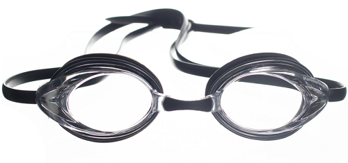 Óculos de Natação Hammerhead Olympic 12 Cristal/Preto
