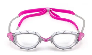 Óculos de Natação Zoggs Predator Feminino Rosa