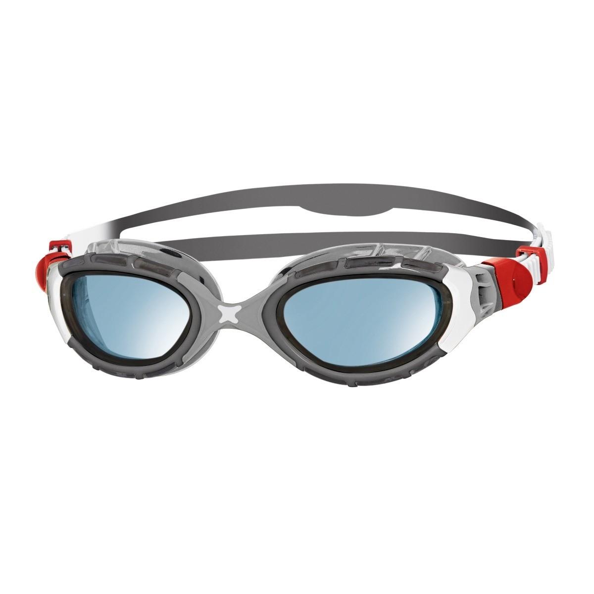 Oculos de Natacao Zoggs Predator Flex Lente Azul