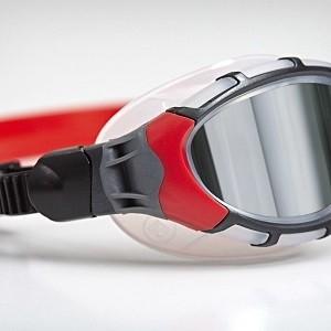 Oculos de Natacao Zoggs Predator Flex Lente Titanium Espelhada