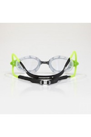 Oculos de Natacao Zoggs Predator Verde/Transp - Lente Transp - Smaller Fit