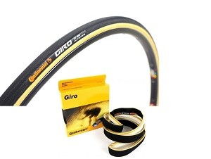 Pneu Continental Giro 700x22 (28x22) Tubular