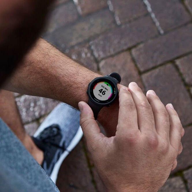 Relógio Garmin Forerunner 45GPS Preto