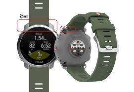 Relógio Multiesportivo Polar Grit X
