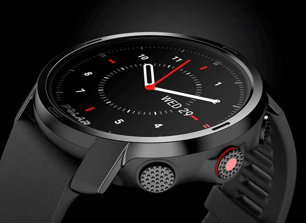 Relógio Multiesportivo Polar Grit X Preto