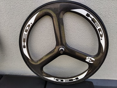 Roda Hed Carbono
