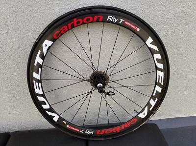 Roda Vuelta Carbono