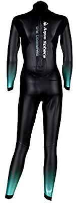 Roupa de Borracha Aqua Sphere Aqua Skin 2.0 Long  Feminina