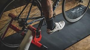Tapete P/ Rolo De Treinamento Bicicleta - Training Mat Nomad