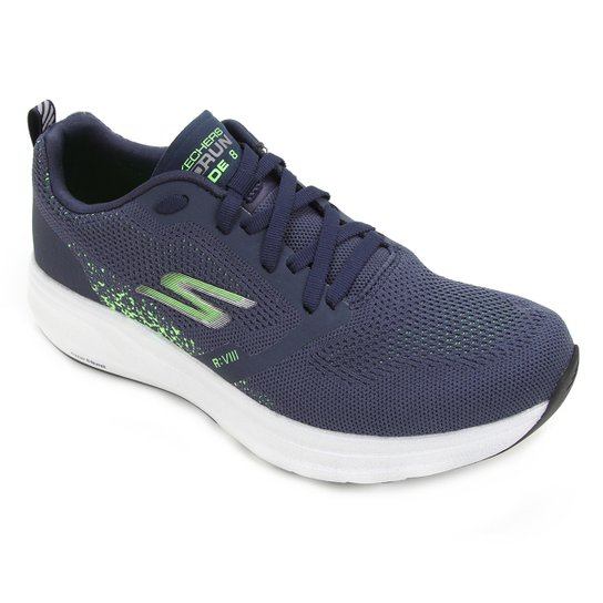 Tênis Skechers go Run Ride 8 Masculino - Azul