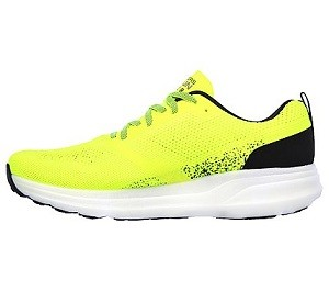 Tênis Skechers Go run Ride 8 Masculino - Neon