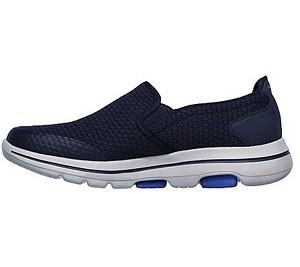 Tênis Skechers Go Walk 5 Apprize Masculino Azul Marinho