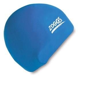 Touca de Natação Zoggs de Silicone Azul Royal