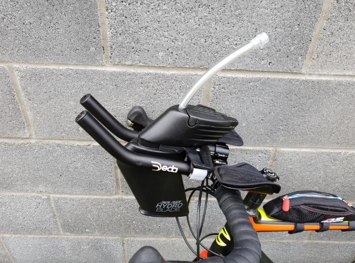 Xlab Hydroblade Black - Sistema de Hidratação Dianteira para Clip