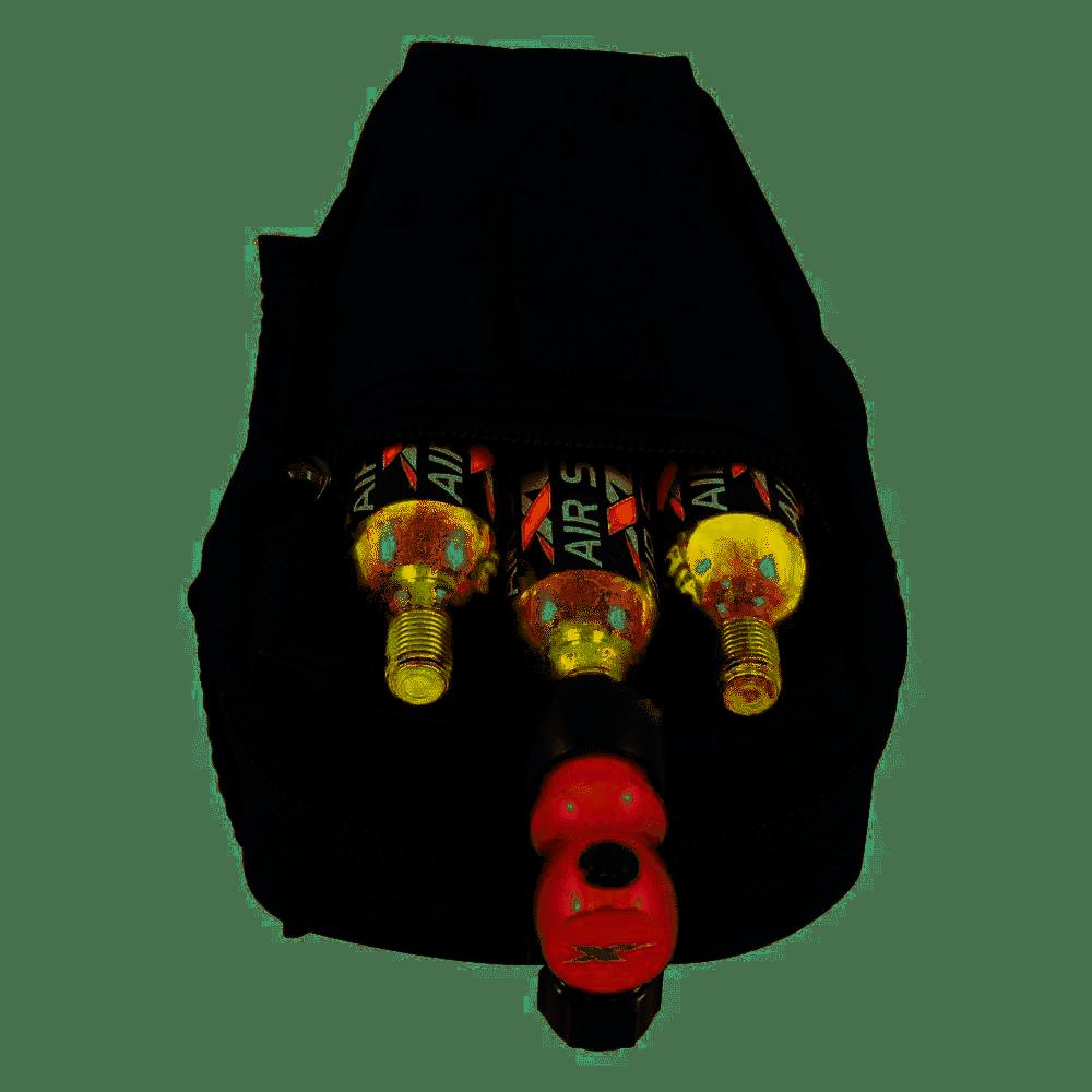 Xlab Mezzo Bag - Bolsa de selim para armazenamento