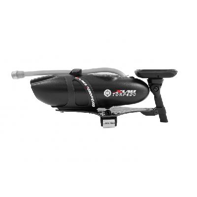 Xlab Torpedo Versa 500 Black - Sistema de Hidratação dianteira