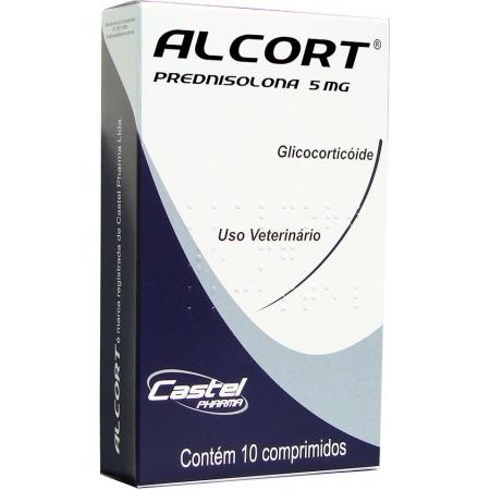 ALCORT 5MG PREDNISOLONA