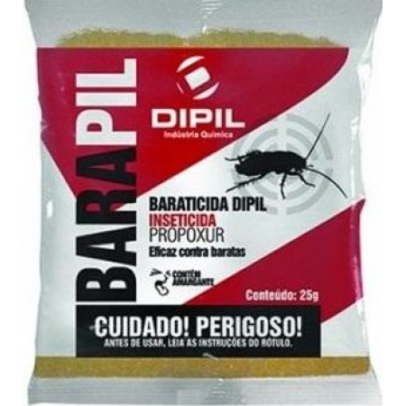 BARAPIL BARATICIDA DISPLAY 25 GR