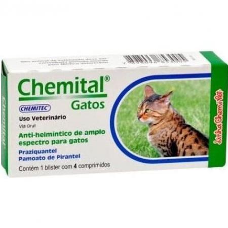 CHEMITAL GATOS 4 COMP.