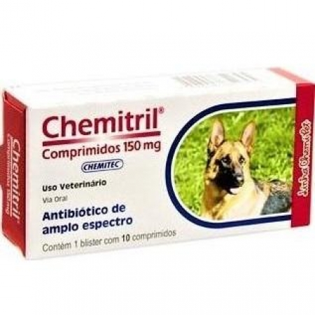 CHEMITRIL COMPR. 150MG (C/ 10COMP.)