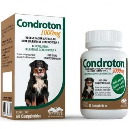 CONDROTON 1000MG 60C.