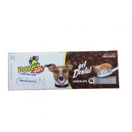 CREME DENTAL CHOCOLATE 60GR