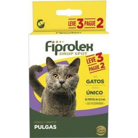FIPROLEX GATOS - COMBO