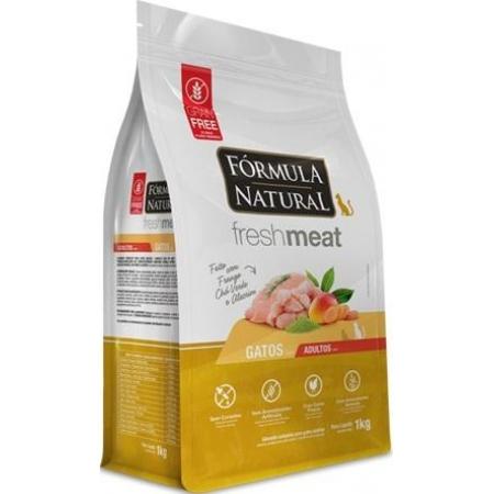 FORMULA NATURAL FRESH MEAT GATO ADULTO FRANGO 1KG