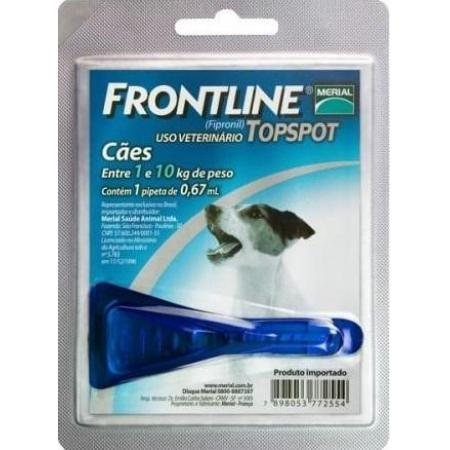 FRONTLINE TOPSPOT 01/10KG