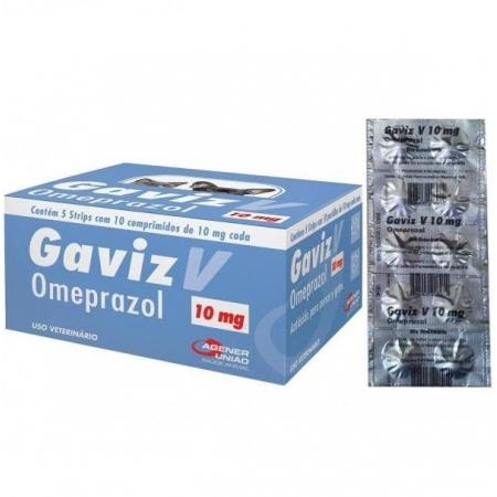 GAVIZ V 10MG C/10 COMP.