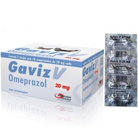 GAVIZ V 20MG C/10 COMP.