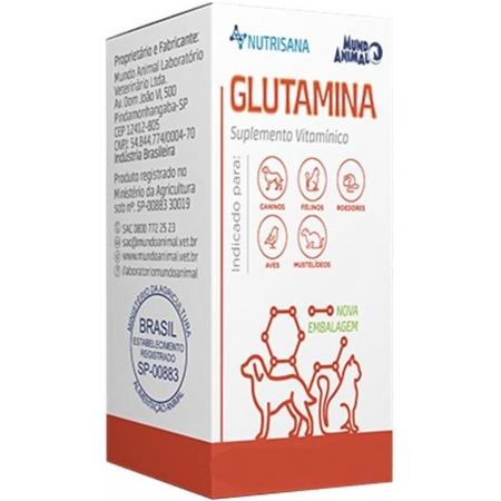 GLUTAMINA 20ML