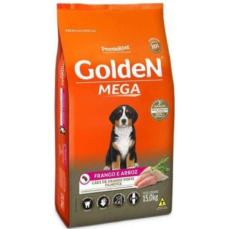 GOLDEN MEGA FILHOTE 15KG