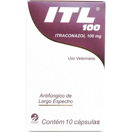 ITL 100 CAIXA C/10 CAPSULAS