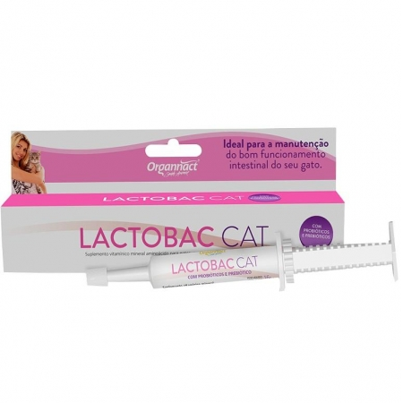 LACTOBAC CAT 16G