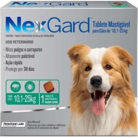 NEXGARD CAES 10,1 -25 KG -G