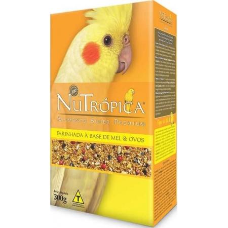 NUTROPICA CALOPSITA F. MEL/OVO 300GR