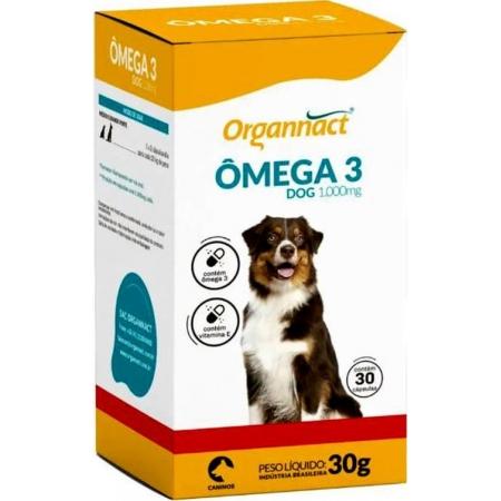 OMEGA 3 DOG 1000MG 30G