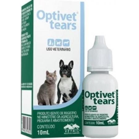 OPTIVET TEARS 10ML VETNIL