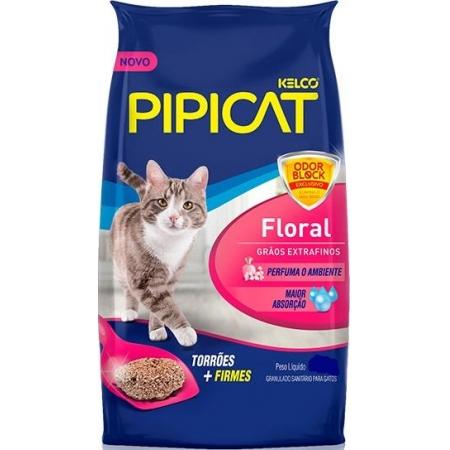 PIPICAT FLORAL 12KG