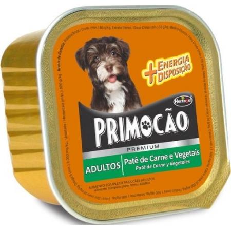 PRIMOCAO PREMIUM PATE VEGETAIS 300G