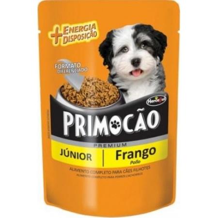 PRIMOCAO PREMIUM SACHE FRANGO FILHOTES 100GR
