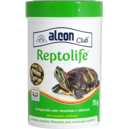 REPTOLIFE 75G ALCON