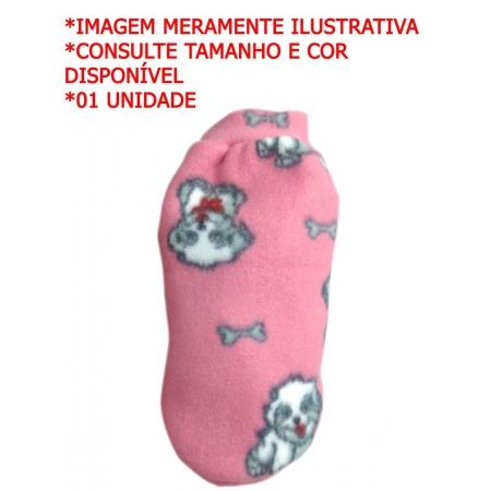 ROUPA MODA PET G MARIO BROSS