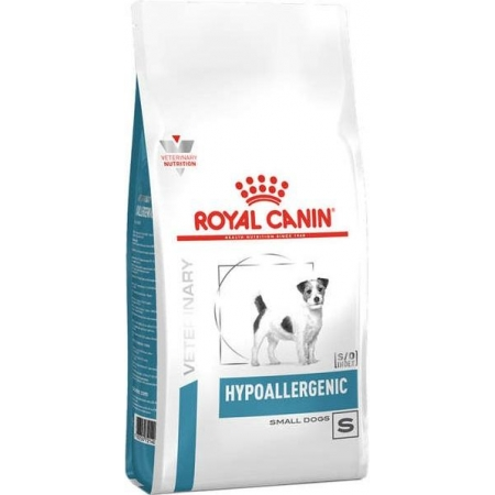 ROYAL CANIN CANINE HYPOALLERGENIC SMALL 2KG