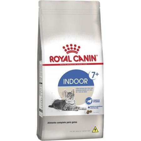 ROYAL CANIN FELINE INDOOR 7+ 1,5KG
