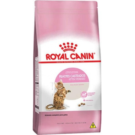 ROYAL CANIN FELINE KITTEN STERILISED 1,5KG