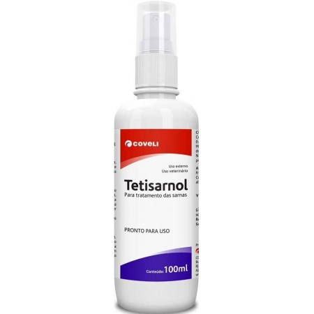 TETISARNOL SPRAY 100ML
