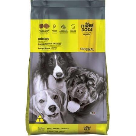 THREE DOGS ORIGINAL 10,1KG