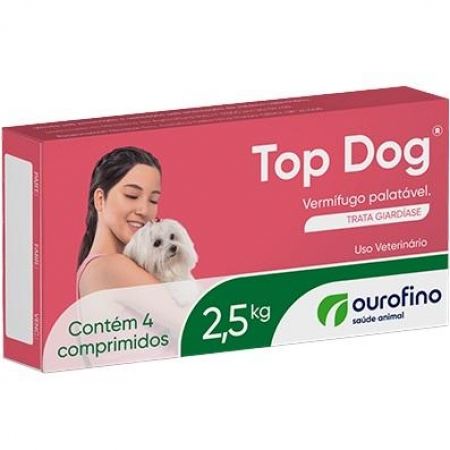 TOP DOG 4 COMP. 2,5KG